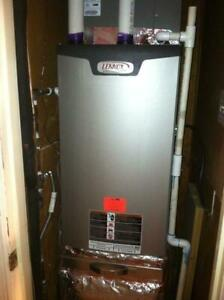 FREE INSTALLATION - LENNOX AIR CONDITIONERS AND FURNACES
