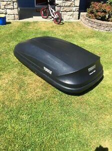 REDUCED Thule Ascent 1500 roof top carrier