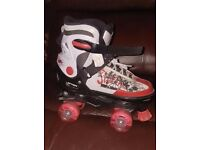 used roller skates in excellent condition