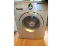 samsung 6kg 1400 spin washer free delivery & fitting