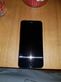 iPhone 7 Plus 32GB Black Mint Condition With Box