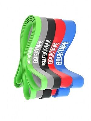 RockTape RockBand Resistance Bands Assisted Pull Ups Assisted Pull Ups