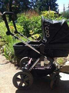 I'coo Photon Stroller - Perfect Condition!