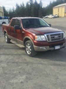 2005 Ford F 150 King Ranch.