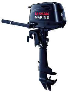 6hp nissan tohatsu 4 stroke outboard motor long shaft for 9 9 hp long shaft outboard motor