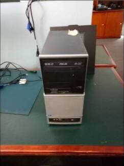 Asus Desktop Computer (Intel Core 2 Quad Q9400 @ 2.66GHz - PC8) Milton Brisbane North West Preview