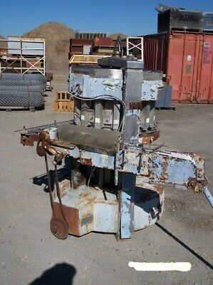 Fmc Model C150 Rotary Piston Filler Stainless Steel Product Contact 307x113 Can
