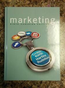 Marketing 9th Canadian edition by Crane