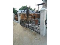 STEEL GATES/DRIVEWAY GATES/METAL FENCE/RAILINGS