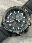 Citizen - Promaster Skyhawk Black Eco Drive NEW! - JY8085-14