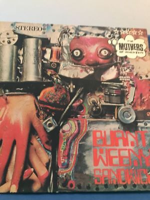 Mothers Of Invention and Frank Zappa, 1 Vinyl LP, used for sale  Shipping to South Africa