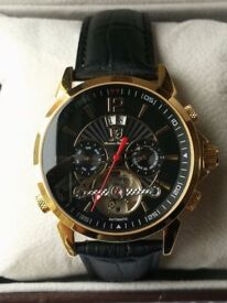 Thomas Tompion -TTA-012032251 - Automatic 35 Jewels - Men's - Never worn