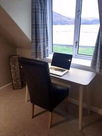 Short Term Desk / Office / Work £22 per day Ullapool
