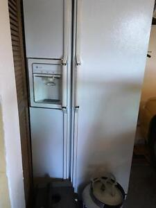 GE Profile Side by Side Fridge