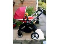 Icandy peach I candy pram/ buggy / pushchair/ stroller / travel system