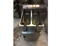 Valentine EVO2200 Free Standing Electric Fryer - 3 Phase