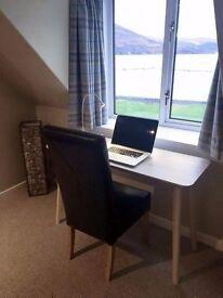 Short Term Desk / Office / Work £22 per day Ullapool