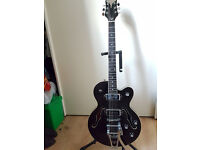 Gibson Epiphone WildKat hollow body ArchTop Electric Korean 2002 Ex/ condition,+ Fitted hard Case