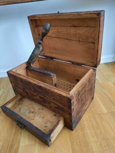 Antique Norwegian sugar cutter 1840-1900