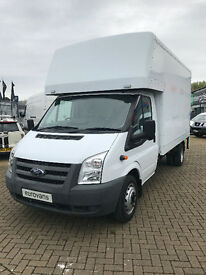 FORD TRANSIT 350 DRW (white) 2009