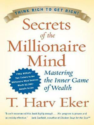 {eB000K} Secrets of the Millionaire Mind: Mastering the Inner Game... {eB000K}