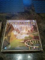 Civilization Board Game and Expansion Game
