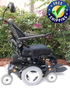 - The Invacare TDX SP is the top of the line electric wheelchair