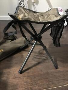 Cabela's Fishing Camping Chairs \ Stools (2 counts)