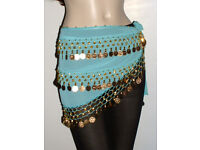 hand made belly dancing belts