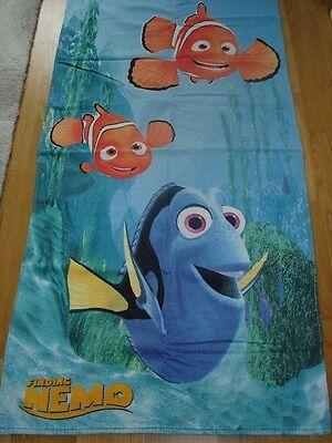 Disney Findet Nemo Handtuch ca 70 x 140 cm 100% Baumwolle Kinder Badetuch Dorie ()