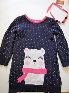 NWT, VGUC Gymboree Fair Isle Flurry outfits- 5 (twins)