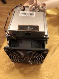 6x NEW BITMAIN Antminer Z9 mini 10k Sol/s 300 W Zcash ASIC Miner W/ APW3+ power
