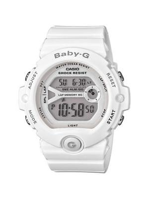 Casio Baby-G Uhr BG-6903-7BER Digital Weiß Baby-g Uhren Kinder