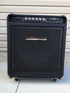 Traynor Dynabass 200 bass amplifier