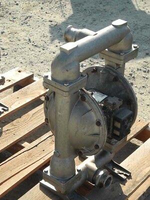 Sandpiper Diaphragm Pump Model S20b1s9tans000