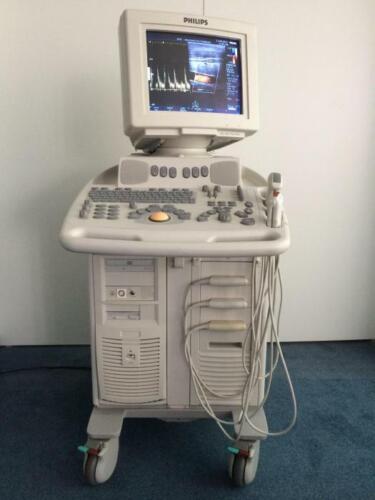 Phillips Envisor C Ultrasound Machine