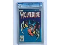 Marvel Comics - Wolverine #2 from Frank Miller's Famous Limited Series - CGC Graded 9.6!!!