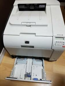 HP Pro-400 Colour LaserJet printer