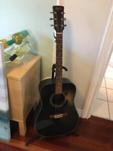 Awesome Ibanez Performance Acoustic Guitar