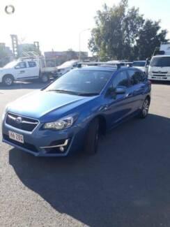 2016 Subaru Impreza G4 2.0i Premium Hatchback 5dr 6sp AWD (166ZBQ) Manly Brisbane South East Preview
