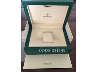 Rolex New Style Wave Box