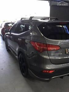 2015 Hyundai Santa Fe Wagon Hornsby Hornsby Area Preview