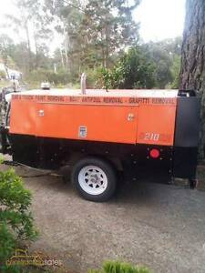SODA BLASTING MOBILE UNIT Wentworth Falls Blue Mountains Preview