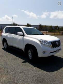 2015 Toyota LandCruiser Prado GXL 4x4 (280YMO) Manly Brisbane South East Preview
