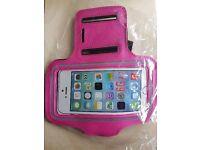 Armband iphone 6 Pink