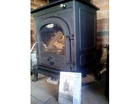 Clarke Pembroke 12KW wood burning stove