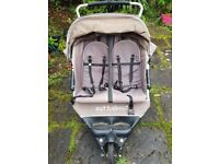 'Out n About' double buggy