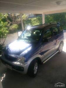 2003 Daihatsu Terios Wagon Meadow Heights Hume Area Preview