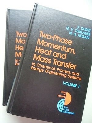 2 Bd. Two-Phase Momentum Heat Mass Transfer Chemical Process Energy Engineering