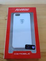Brand New White iPhone 5/ 5S Ferrari Case!!